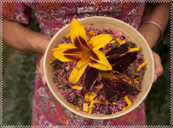 Food photography sophora